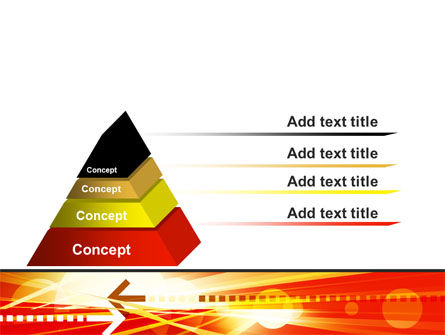 Red Theme Interactive PowerPoint Template Slide 12