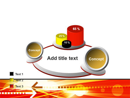 Red Theme Interactive PowerPoint Template Slide 16