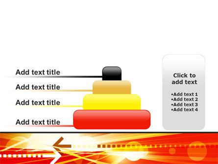 Red Theme Interactive PowerPoint Template Slide 8