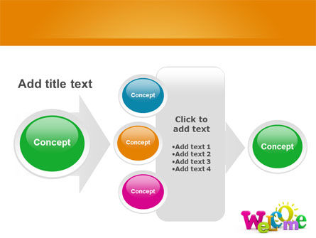Welcome PowerPoint Template Slide 17