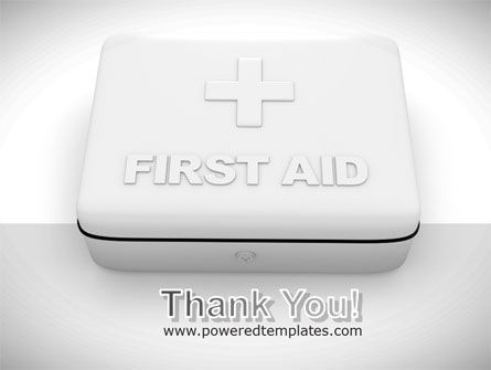 First Aid Box PowerPoint Template Slide 20