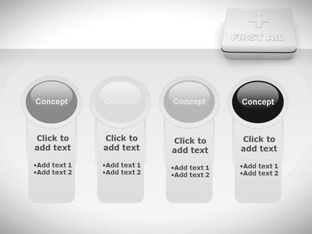 First Aid Box PowerPoint Template Slide 5