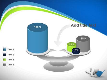 Reader PowerPoint Template Slide 10