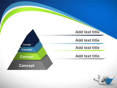Reader PowerPoint Template Slide 12