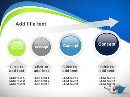 Reader PowerPoint Template Slide 13