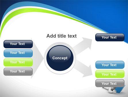 Reader PowerPoint Template Slide 14