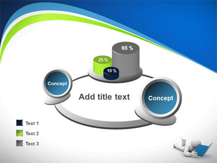 Reader PowerPoint Template Slide 16