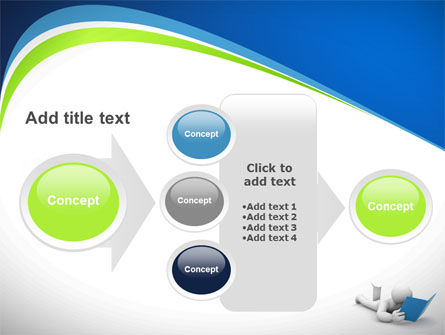 Reader PowerPoint Template Slide 17