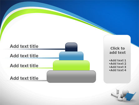 Reader PowerPoint Template Slide 8