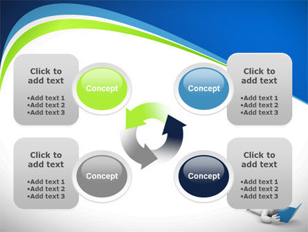 Reader PowerPoint Template Slide 9