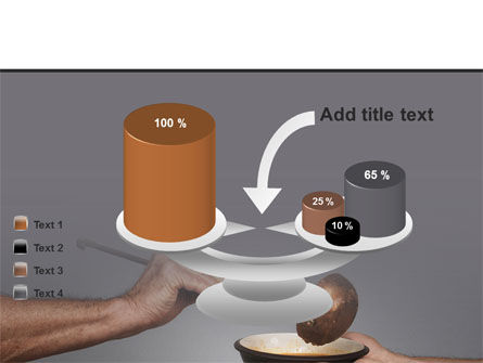 Helping The Poor PowerPoint Template Slide 10