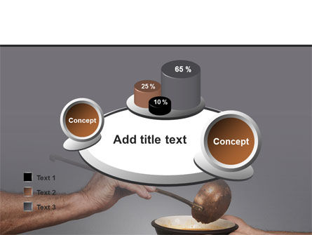 Helping The Poor PowerPoint Template Slide 16
