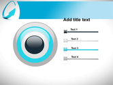 Cycle Arrow PowerPoint Template#9