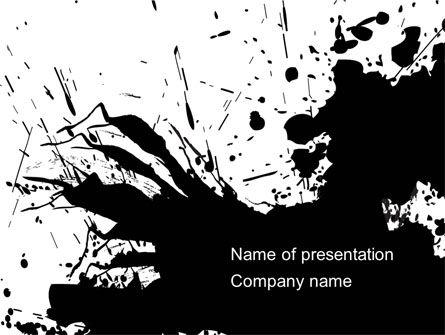 Blot PowerPoint Template
