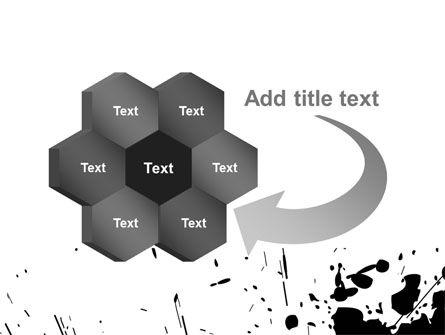Blot PowerPoint Template Slide 11
