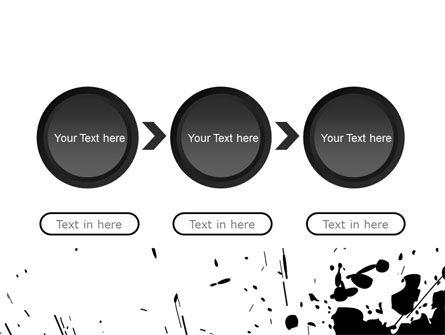 Blot PowerPoint Template Slide 5
