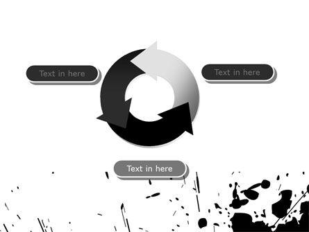 Blot PowerPoint Template Slide 9