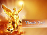Guardian Angel PowerPoint Template#20