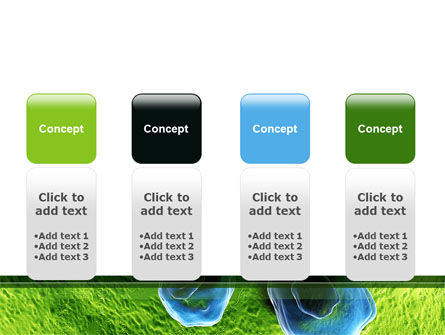 Cell Damage PowerPoint Template Slide 5