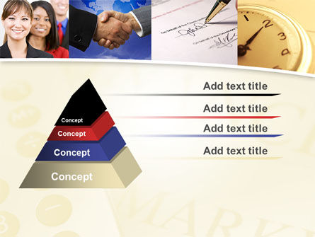 Under Contract PowerPoint Template Slide 12