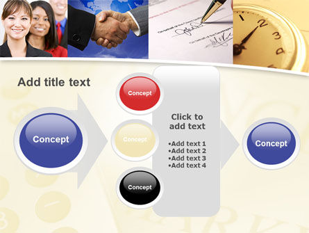 Under Contract PowerPoint Template Slide 17