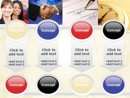 Under Contract PowerPoint Template Slide 18