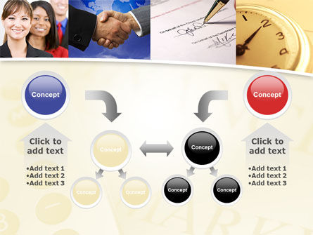 Under Contract PowerPoint Template Slide 19