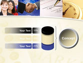 Under Contract PowerPoint Template#11