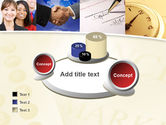 Under Contract PowerPoint Template#16