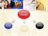 Under Contract PowerPoint Template#4