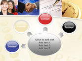 Under Contract PowerPoint Template#7