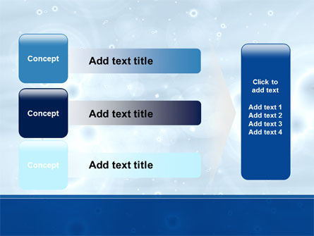 Ripples PowerPoint Template Slide 12