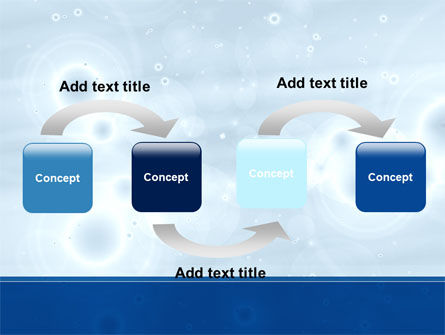 Ripples PowerPoint Template Slide 4