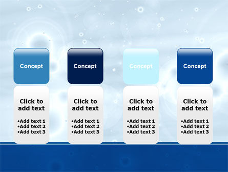 Ripples PowerPoint Template Slide 5