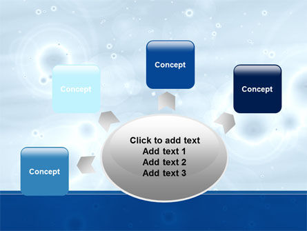 Ripples PowerPoint Template Slide 7