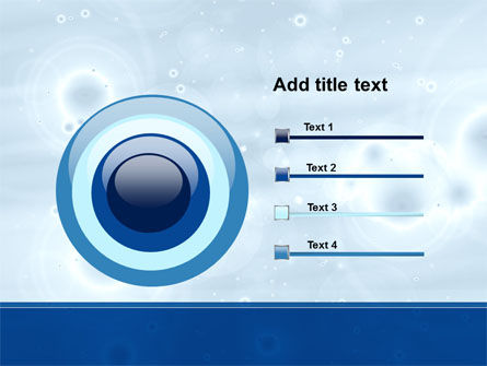 Ripples PowerPoint Template Slide 9
