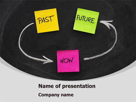 Past Future Now PowerPoint Template