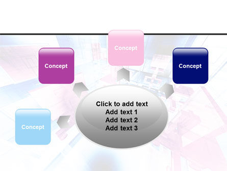 Abstract Environment Free PowerPoint Template Slide 7