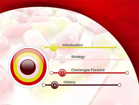 Pilule PowerPoint Template, Slide 3, 08501, Medical — PoweredTemplate.com