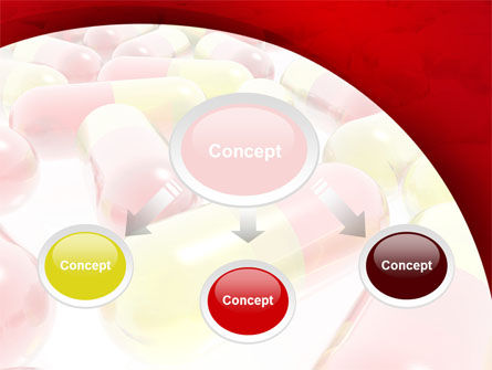 Pilule PowerPoint Template, Slide 4, 08501, Medical — PoweredTemplate.com