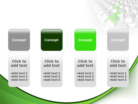 Eco House Germ PowerPoint Template Slide 5