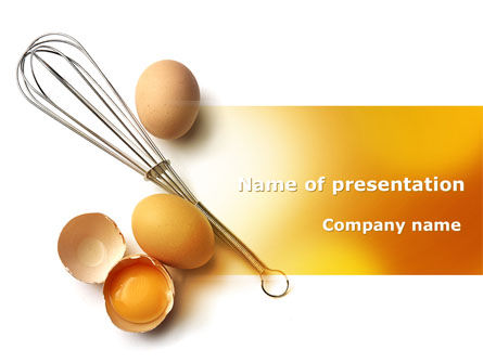 Food & Beverage: Fresh Mix PowerPoint Template #08504