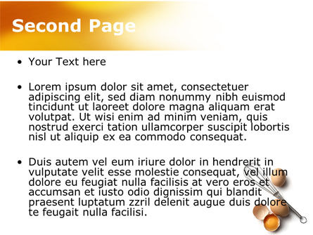 Fresh Mix PowerPoint Template Slide 2