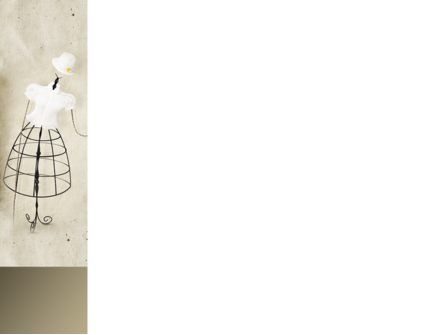 Elegant Clothes PowerPoint Template, Slide 3, 08505, Careers/Industry — PoweredTemplate.com