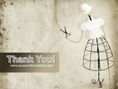 Elegant Clothes PowerPoint Template#20