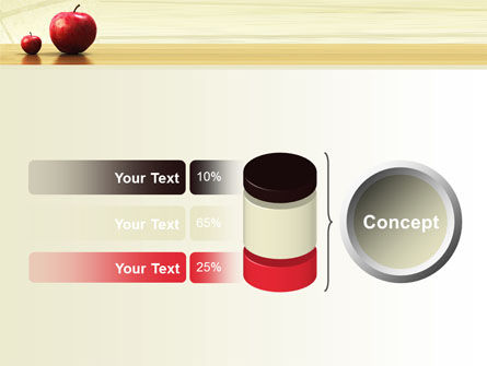 Sweet Apples PowerPoint Template Slide 11