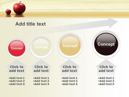 Sweet Apples PowerPoint Template Slide 13