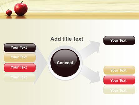 Sweet Apples PowerPoint Template Slide 14