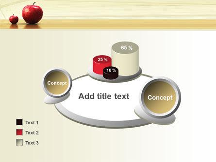 Sweet Apples PowerPoint Template Slide 16