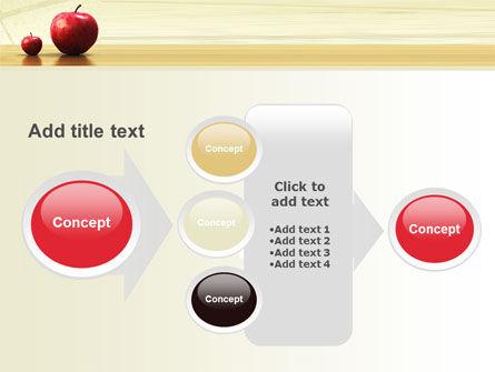 Sweet Apples PowerPoint Template Slide 17